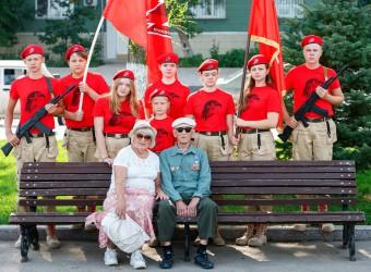 30 июля 2017 г. Самара. День ВМФ.